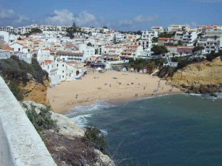 Carvoeiro Car Hire in Algarve