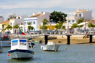 Santa Luzia car hire in Algarve