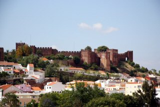 Silves car hire in Algarve