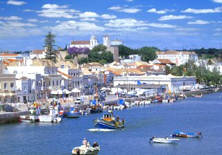 Tavira car hire in Algarve