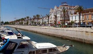 Vila Real de Santo Antonio car hire in Algarve